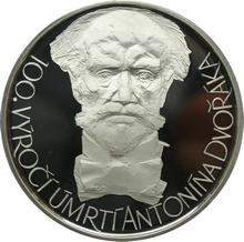 Stříbrná medaile Antonín Dvořák 2004 Proof