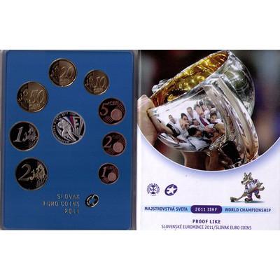Oběžné mince SK 2011, Majstrovstvá sveta IIHF