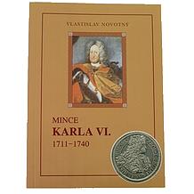 Mince Karla VI. 1711-1740