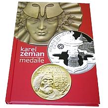 Karel Zeman Medaile s podpisem