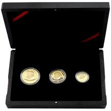 Kolekce Toltékové - Aguila sada zlatých mincí 1998 Proof