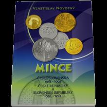 Mince ČSR 1918 - 1992, ČR a SR 1993 - 2012