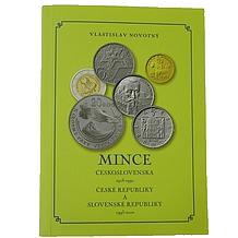 Mince ČSR 1918 - 1992, ČR a SR 1993 - 2010