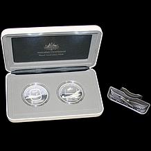 Stříbrné mince Mistrovská díla ve stříbře 2008