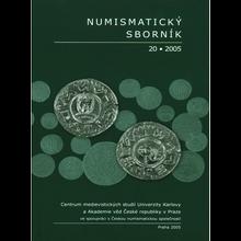 Numismatický sborník 20/2005