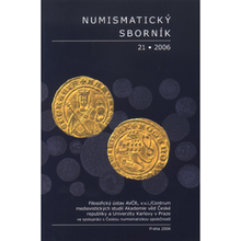 Numismatický sborník 21/2006