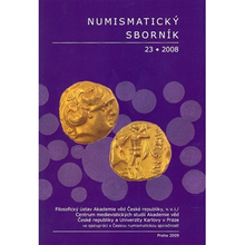 Numismatický sborník 23/2008