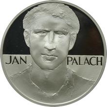 Stříbrná medaile Jan Palach 2009 Proof