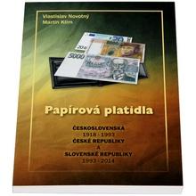 Papírová platidla ČSR, ČR a SR 1918 - 2014