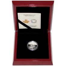 Platinová mince Maple Leaf Forever 1 Oz 2014 Proof