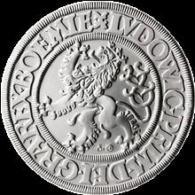 Replika Jáchymovského šlikovského Tolaru 2012 Standard