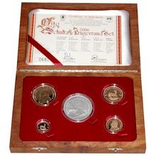 Krugerrand 2006 Otto Schultz Exkluzivní sada zlatých mincí Proof