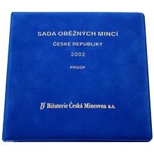 Sada oběžných mincí 2002 Proof/semiš