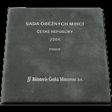 Sada oběžných mincí ČR 2004 Proof