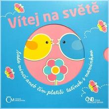 Sada oběžných mincí ČR 2014 Narození dítěte Standard