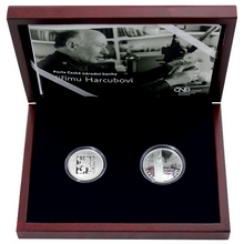 17. listopad 1989 25. výročie Sada strieborné mince a medaile 2014 Proof