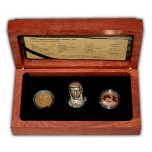 Krugerrand Pond 2004 Exkluzivní sada zlatých mincí Proof