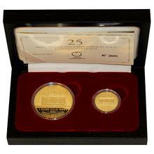Wiener Philharmoniker 25. výročí Exkluzivní edice 2014 Proof