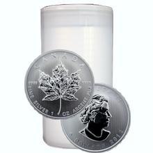 Stříbrná investiční mince Maple Leaf 1 Oz - Investiční Paket 25 Kusů