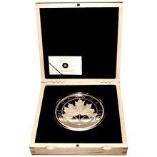 Stříbrná mince 1 Kg Maple Leaf Forever 2012 Proof (.9999)