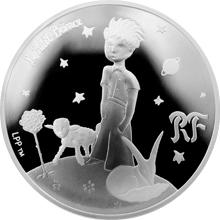 Stříbrná mince Malý princ: Nakresli mi beránka 2015 Proof
