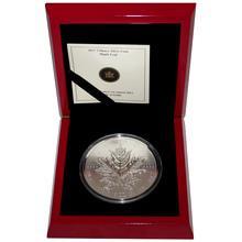 Stříbrná mince 5 Oz Maple Leaf 25.výročí 2013 Proof (.9999)