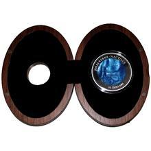 Stříbrná mince 5 Oz Jules Verne Nautilus 2014 Perleť Proof