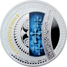 Stříbrná mince Víra - The World of your Soul 2015 Proof