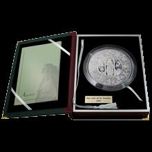 Stříbrná mince Apoštol Pavel 1 Kg Puzzle 2009 Proof
