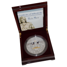 Stříbrná mince Panna Marie 1 Kg Puzzle 2010 Proof