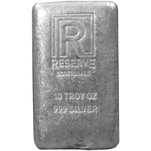 311g Scottsdale Reserve USA Investiční stříbrný slitek Litý