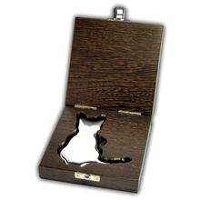 500g LEV - Kočka Investiční stříbrný slitek