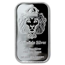 31,1g Scottsdale The One USA 1 Oz Investiční stříbrný slitek