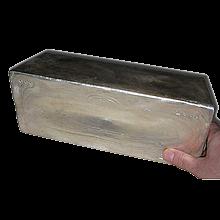 30Kg Argor Heraeus SA Švýcarsko Investiční stříbrný slitek