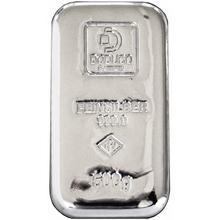 500g Doduco/LEV Investiční stříbrný slitek (.9999)