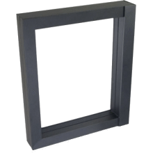 Luxusní transparentní etue - dárkové krabičky 230 x 180 mm