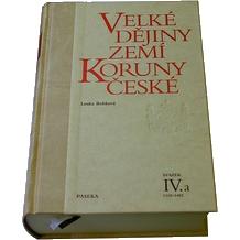 Velké dějiny zemí Koruny české IV.a