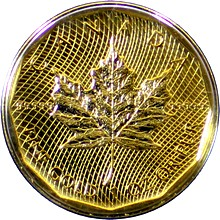 Zlatá investiční mince Maple Leaf 1 Oz 2009 (.99999)