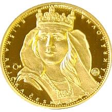 Zlatá medaile Eliška Rejčka Proof