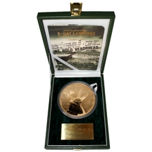 Zlatá mince 1 Kg Den D 60. výročí 2004 Proof