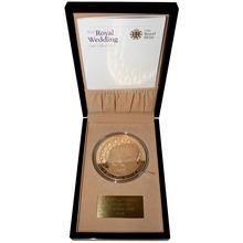 Zlatá mince 1 Kg Královská svatba - Princ William a Catherine Middleton 2011 Proof