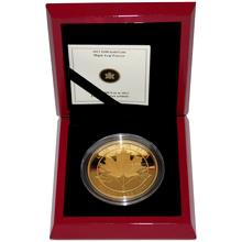 Zlatá minca 5 Oz Maple Leaf Forever 2012 Proof