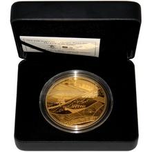 Zlatá minca 15 Oz Look of the Games Olympijské hry Vancouver 2010 Proof
