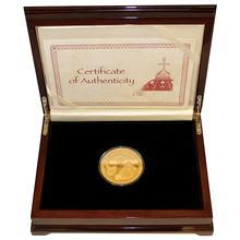 Zlatá mince 5 Oz Koruna Monomacha Kremlin Series 2011 Proof