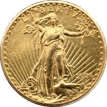 Zlatá mince American Double Eagle 1926