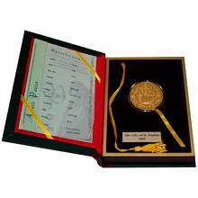 Zlatá mince Apoštol Pavel 5 Oz 2009 Proof