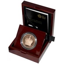 Zlatá mince Nejdéle vládnoucí monarcha 2015 Proof