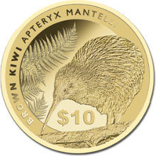 Zlatá mince Kiwi 1/4 Oz 2015 Proof