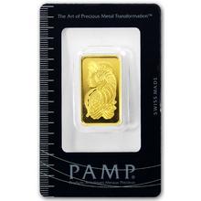 20g PAMP Fortuna Investiční zlatý slitek