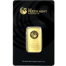 20g Perth Mint Investičná zlatá tehlička